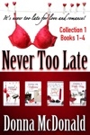 Never Too Late Collection 1 Books 1-4