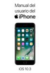 Manual del usuario del iPhone para iOS 10.3