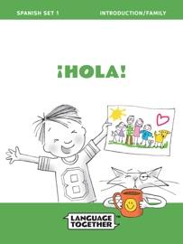 Spanish Family Intro Read Aloud Book Spanish Set One