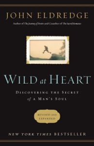 Wild at Heart Revised and   Updated Book Cover