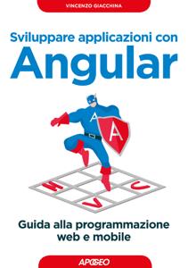 Sviluppare applicazioni con Angular Copertina del libro