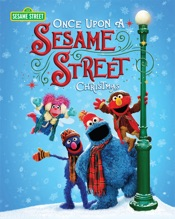 Once Upon a Sesame Street Christmas (Sesame Street)