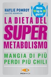 La dieta del supermetabolismo Book Cover