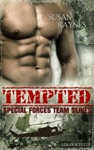 Tempted Special Forces Team Series Book 1