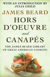 Hors d'Oeuvre and Canapés Book Cover
