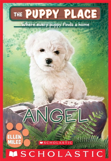 Angel The Puppy Place 46 By Ellen Miles On Apple Books
