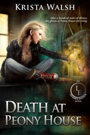 Death at Peony House book