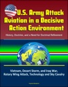 US Army Attack Aviation In A Decisive Action Environment History Doctrine And A Need For Doctrinal Refinement  Vietnam Desert Storm And Iraq War Rotary Wing Attack Technology And Sky Cavalry