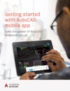 Getting Started With AutoCAD Mobile App
