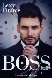 Il Boss si sposa di Lexy Timms Copertina del libro