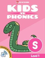 Learn Phonics: S - Kids vs Phonics