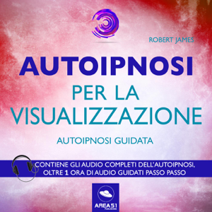Autoipnosi per la visualizzazione Libro Cover