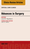 Advances in Surgery, An Issue of Critical Care Clinics, E-Book - Lena M. Napolitano MD