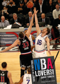 NBA Lovers Book Cover
