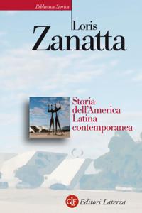Storia dell'America Latina contemporanea Libro Cover