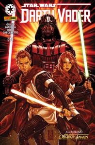 Darth Vader 18 Book Cover