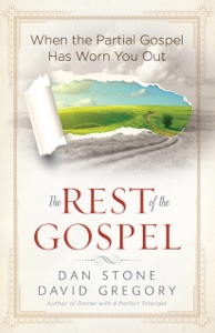 The Rest of the Gospel Book Cover