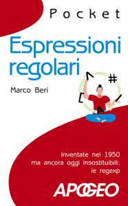 Espressioni Regolari Copertina del libro