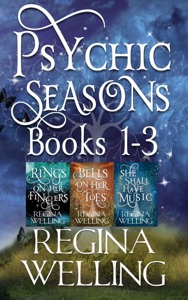 Psychic Seasons: Books 1-3 Book Cover