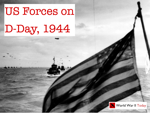 US Forces on D-Day