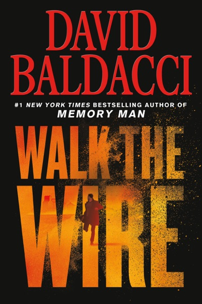 Walk the Wire - David Baldacci book cover