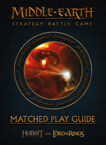 Middle-earth™ Strategy Battle Game: Matched Play Guide Copertina del libro