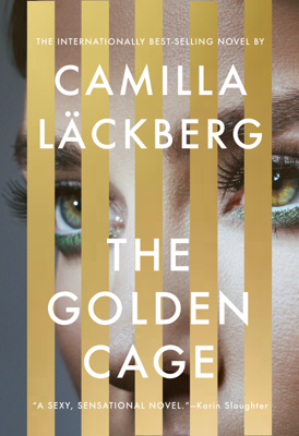 Camilla Läckberg & Neil Smith - The Golden Cage book