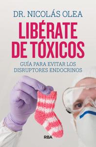 Libérate de tóxicos Book Cover