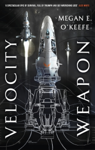 Velocity Weapon Cover Book