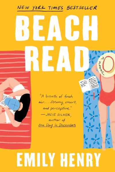 Beach Read - Emily Henry book cover