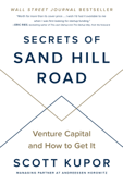 Secrets of Sand Hill Road Book Cover