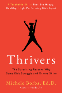 Thrivers Buch-Cover