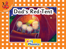 Dad's Red Tent