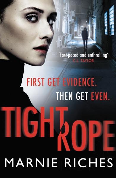 Tightrope - Marnie Riches book cover