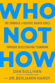 Who Not How Book Cover
