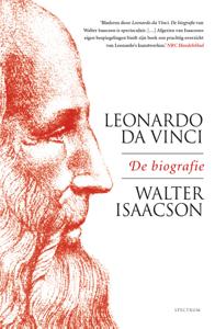 Leonardo da Vinci Boekomslag