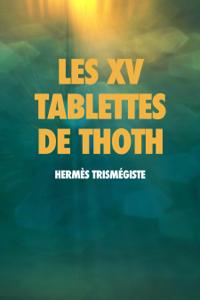 Les XV Tablettes de THOTH La couverture du livre martien