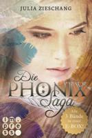 Julia Zieschang - Die Phönix-Saga (Alle 3 Bände in einer E-Box!) artwork