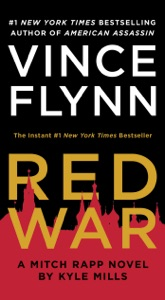 Red War Book Cover