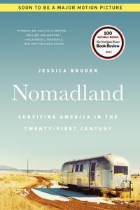 Nomadland: Surviving America in the Twenty-First Century La couverture du livre martien