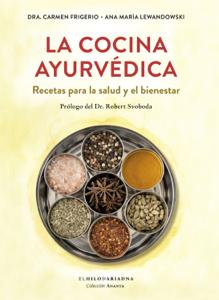 La cocina ayurvédica Book Cover