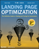 Landing Page Optimization Book Cover