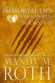 The Immortal Ops Series World Collection Books 9-10 PDF Download