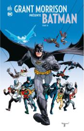 Grant Morrison présente Batman - Tome 10 - Quand frappe Leviathan