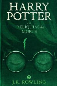 Harry Potter e as Relíquias da Morte Book Cover