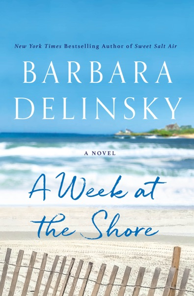 A Week at the Shore - Barbara Delinsky book cover