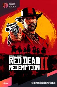 Red Dead Redemption 2 - Strategy Guide Boekomslag