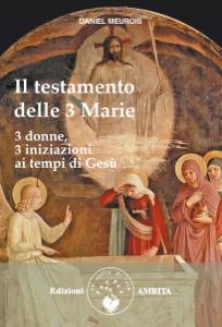 Il testamento delle Tre Marie Libro Cover