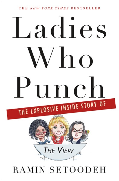 Ladies Who Punch - Ramin Setoodeh book cover