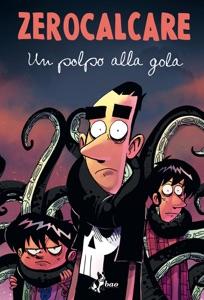 Un Polpo alla Gola Book Cover